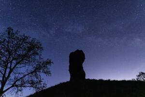 Ich seh den Sternenhimmel...